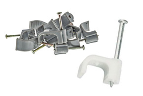 Cable Clips & Cable Cleats