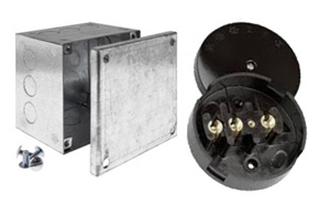 Junction Boxes and Connectors