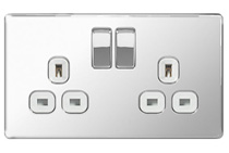 Chrome Sockets