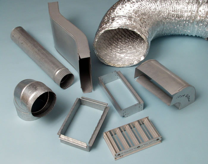 Air Vents & Ducting