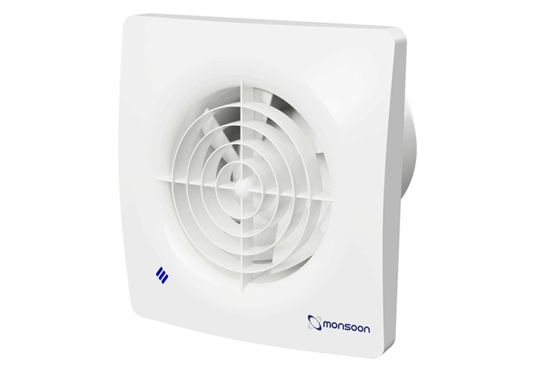 National Ventilation Monsoon Silence Zone 1 Extractor Fans