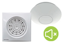 Silent Bathroom Extractor Fans