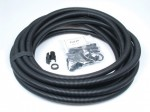 Image for Flexicon Contractor Pack Spare Adaptor Kit 20mm Black Pack of 10