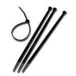 Image for SWA Cable Tie 160x4.8mm Black Pack of 100