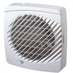 """Image for Greenwood Airvac Elite 150 EL150PC 150mm 6"""" Axial Standard Kitchen Fan with Pull Cord"""