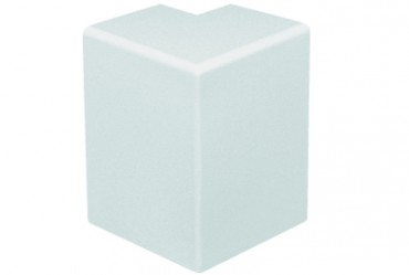 Image for Marshall Tufflex Maxi Trunking TOAS100/50C 100X50mm External Angle Clip On White