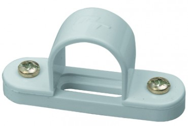 Image for Marshall Tufflex MSB2 20mm Plastic PVC Saddle Spacer Bar White