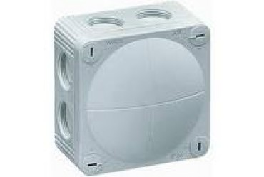 Image for Wiska Waterproof Box IP66 140x140x82 with 57A Terminals