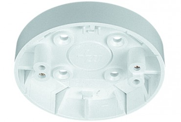 Image for Marshall Tufflex TCR2 25X16mm Mini Trunking Ceiling Rose Adaptor White