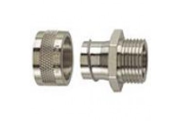 Image for Flexicon Flexible Conduit Adaptor Male 25mm Fixed