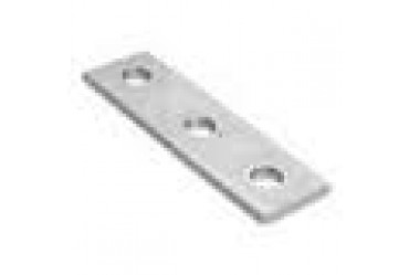 Image for Deligo Channel Unistrut Splice Plate 3 Hole