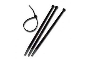 Image for SWA Cable Tie 100x2.5mm Black Pack of 100