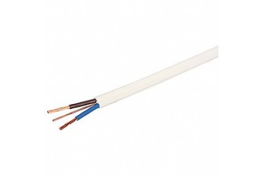 Image for Cable 6242B 6mm Flat Twin and Earth LSF White Per Metre