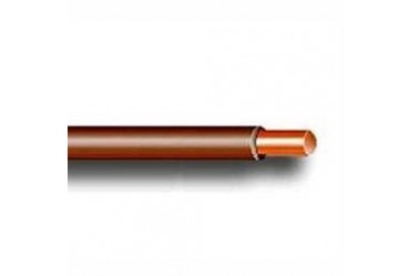 Image for Cable 6491B 6mm Single Core LSF Brown 100 Metre Drum