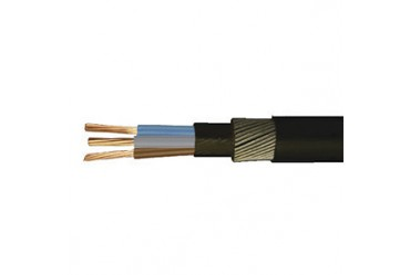 Image for Cable 6943LSH 25mm 3 Core Armoured XLPE SWA LSF Per Metre