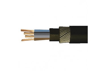 Image for Cable 6944LSH 25mm 4 Core Armoured XLPE SWA LSF Per Metre
