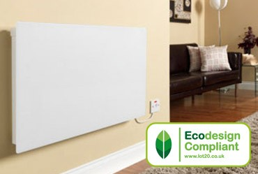 Image for Dimplex Girona GFP150WE 1500W Panel Heater White EcoDesign Compliant