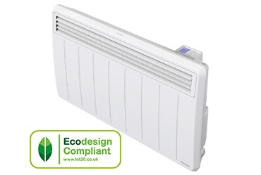 Image of Dimplex PLX500E 500W Panel Heater 7 Day Timer Eco Design Compliant