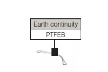 Legrand Swifts PTFEB Cable Try Earth Connectors Pack of 20
