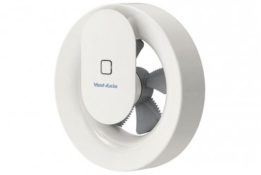 Image of Vent-Axia Lo-Carbon SVARA Silent Bathroom Extractor Fan 4 Inch