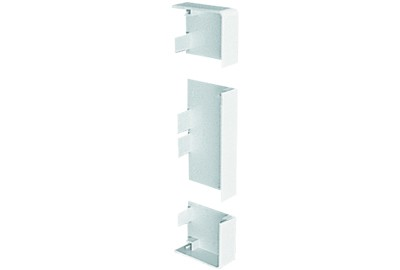 Marshall Tufflex EECP3WH Sterling End Cap Profile 3 Trunking
