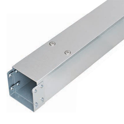 Legrand Salamandre MGR44 Trunking Length 100x100mm 3M Pre Galv