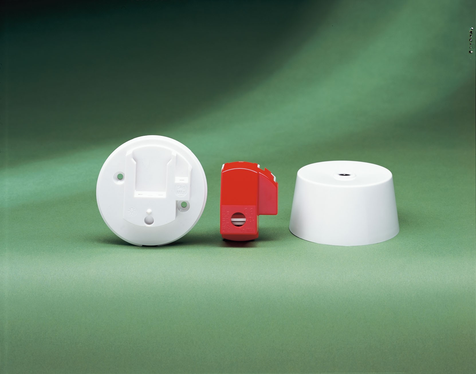 Crabtree Ceiling Assembly Lsc 5009 4 Pin Plug And Cover White