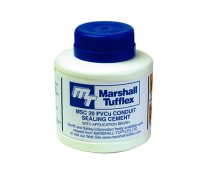 Image for Marshall Tufflex Conduit Glue Solvent Cement 250ml