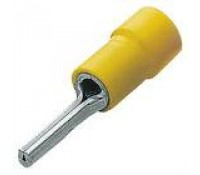 Image for SWA Yellow Wire Pin Terminal 14mm