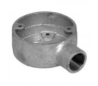 Image for Niglon 25mm Terminal Box Galvanised