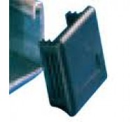 Image for Deligo Channel Unistrut End Cap 41x21mm Black