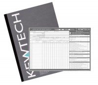 Image for Kewtech TC4/PART P Test Certificate Survey Schedule and Test