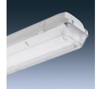 Image for Wirefield Corrosion Proof Luminaire IP65 2x 36Watt T5 Fluorescent Tube High Frequency Emergency