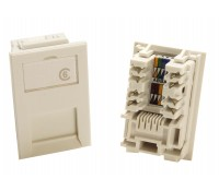Image for Future Networks CAT6 Module LJ6C Outlet