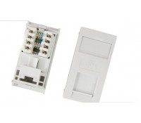 Image for Future Networks CAT6 Module Euro Outlet