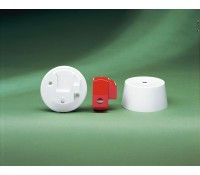 Image for Crabtree Ceiling Assembly LSC 5009 4 Pin Plug and Cover White