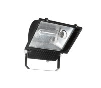 Image for Wirefield Floodlight 250Watt Metal Halide Lamp Black with Lamp