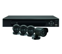 Image for ESP DIGIVIEW 4I 4 Channel Networkable CCTV System