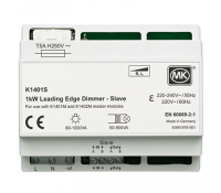 Image for MK High Power Dimmer K1401S 1Kw Leading Edge Dimmer Slave