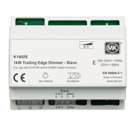 Image for MK High Power Dimmer K1402S 1Kw Trailing Edge Dimmer Slave