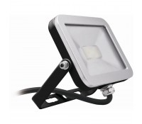 Image for Brackenheath iSpot LED I1010B 10Watt 680Lm Black LED Floodlight 5700K