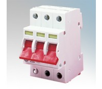 Image for Wylex Lifeline Range WS103 3 Pole 3 Module Switch 100A