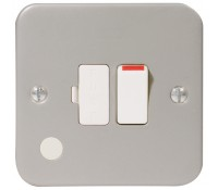 Image for BG Electrical Nexus Metal Clad MC550F Fused Connection Unit Switched With Optional Flex Outlet