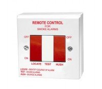 Image for Aico EI1529RC Remote Control Switch Test Silence Alarms Identify Triggered Alarm Wired to the System