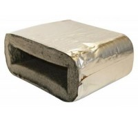 Image for Vent Axia Fire Stopping Range Rectangular fire Wrap Intumescent to suit Duct Size 204x60mm 435138