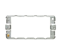 Image for MK Edge/Aspect Grid Plus K14704 4 Module Spare Grid Mounting Frame