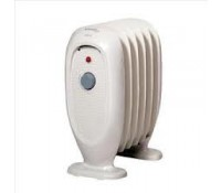Image for Dimplex OFRC Eco Range OFRB7 0.7 kW Oil Free Column Heater Baby column thermostat on/ off switch