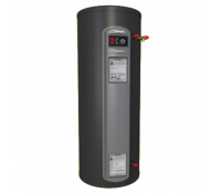 Image for Dimplex QWCD125-580 Unvented Hot Water Cylinder 125 Litre 7.1kWh at 65DegC Water Black