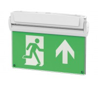 Channel Safety 3W LED Exit Sign 5-in-1 IP50