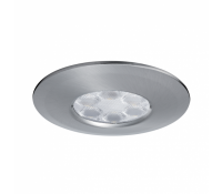 Image for JCC Fireguard LED6 JC94478BN 6W 450Lm IP65 Non Dimmable Downlight Warm White 3000K Brushed Nickel